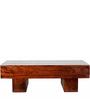 Oakville Coffee Table in Honey Oak Finish by Woodsworth