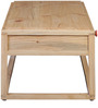 Vermillion Coffee Table in Natural Finish by Woodsworth