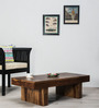 Oakville Coffee Table in Provincial Teak Finish by Woodsworth