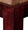 Regina Coffee Table Set in Passion Mahogany Finish by Woodsworth