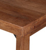 Savannah Space Saver Study Table in Provincial Teak Finish by Woodsworth