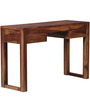 Oakland Study & Laptop Table in Provincial Teak Finish by Woodsworth