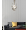 Lime Light Gold Brass Pendant