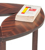 Linden Coffee Table in Brown Colour by Durian