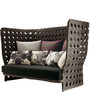 Living in Style Outdoor Lounger by Alcanes