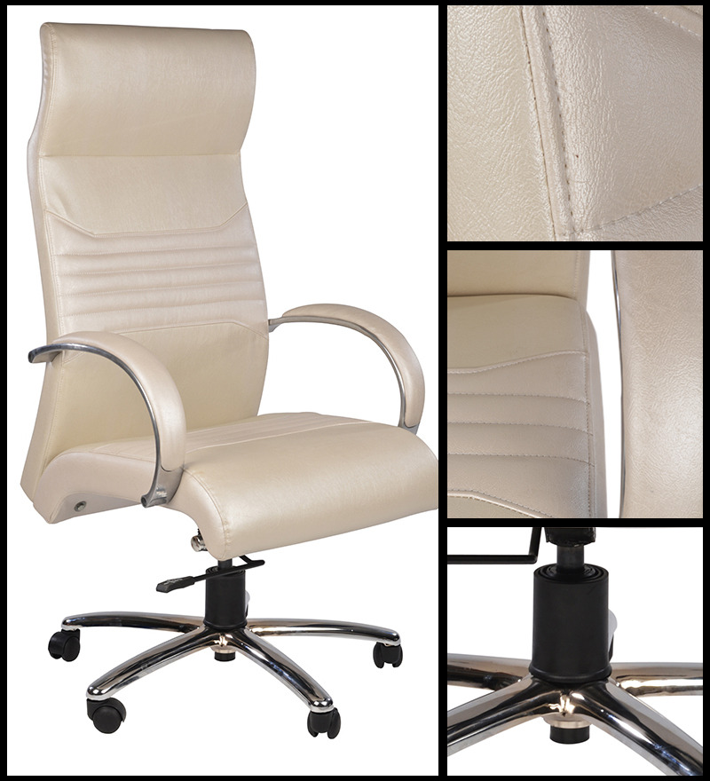London high back office chair by chromecraft by chromecraft online executive chairs Home furniture online london