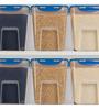 Lock&Lock Classic Transparent Wheat/Rice Keeper 7000 Ml Storage Container