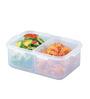 Lock&Lock Transparent 460 Ml Storage Container-Set of 2