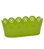 Logam Iron Green Accessory Basket