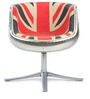 London Accent Chair in Multi Colour by HomeHQ