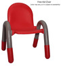 (Free Kid Chair)Lovely Executive Hi Back Red in Red Color By VJ Interior