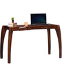 Dvina Laptop & Study Table in Provincial Teak Finish by Woodsworth