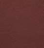 Lushomes 6 Seater Brown Cotton Table Cloth with Orange Contrasting Cord Piping