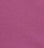Lushomes 6 Seater Magenta Cotton Table Cloth with Off-White Contrasting Cord Piping