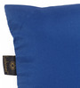 Lushomes Blue Polyester 12 x 12 Inch Bright & Fluffy Cushion Insert - Set of 2