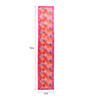 Lushomes Digital Printed Themed Multicolour Polyester Table Runner