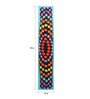 Lushomes Digital Printed Themed Multicolour Polyester Table Runner