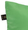 Lushomes Green Polyester 16 x 16 Inch Bright & Fluffy Cushion Insert - Set of 2