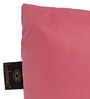 Lushomes Pink Polyester 12 x 12 Inch Bright & Fluffy Cushion Insert - Set of 2