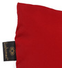 Lushomes Red Polyester 12 x 12 Inch Bright & Fluffy Cushion Insert - Set of 2