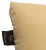 Lushomes Yellow Polyester 16 x 16 Inch Bright & Fluffy Cushion Insert - Set of 2