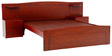 Majestic Queen Size Bed and Two Side Tables by Looking Good Furniture
