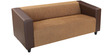Maxus Three Seater Sofa in Urban Brown Colour by @home