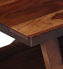 Granger Coffee Table in Provincial Teak Finish by Woodsworth