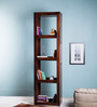 Fairmont Book Shelf in Provincial Teak Finish by Woodsworth