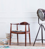 Austin Solid Wood Chair in Honey Oak Finish by Woodsworth