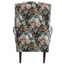 Macy Wing Chair in Multicolor by Forzza