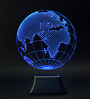 Madsbag Colour Changing Led Globe Table Night Lamp