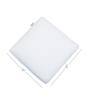 Magasin White Memory Foam 12 x 12 Pillow Insert - Set of 2