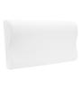 Magasin White Memory Foam 12 x 23 Pillow Insert - Set of 2