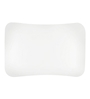 Magasin White Memory Foam 15 x 23 Pillow Insert - Set of 4