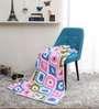 Magic Needles Exclusive Granny Square Blanket in Multicolour