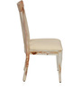 Magix Dining Chair in Brown Colour by @ Home