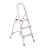 Magna Aluminium 3 Steps 2.3 FT Light Weight High Strength Ladder