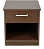 Magna Walnut Bedside Table by HomeTown
