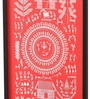 Manomay Kreations Canvas 12 x 2 x 24 Inch Moonlit Tarpa Dance Framed Warli Painting