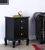 Margaret Chest of Drawers in Espresso Walnut Finish by Amberville