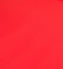 Mark Home Red Cotton Bed Sheet (with Pillow Covers)