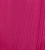 Mark Home Ribbon Pink Cotton Bed Sheet (with Pillow Covers)