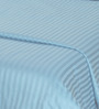 Mark Home Sky Blue Cotton Solid 90 x 54 Inch Single Bed Dohar