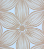 Marshalls Wallcoverings Brown Non Woven Fabric Floral Design Wallpaper