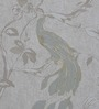 Marshalls Wallcoverings Grey Non Woven Fabric Birds Wallpaper