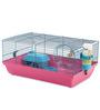 ABK Imports Martha Hamster & Guniea Pigs Cage 19x12x8 inches