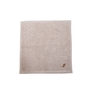 Maspar Brown 100% Cotton 12 x 12 Hand Towel