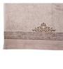 Maspar Brown 100% Cotton 28 x 55 Hand Towel