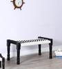 Vyuti Bench with Weaving Work by Mudramark